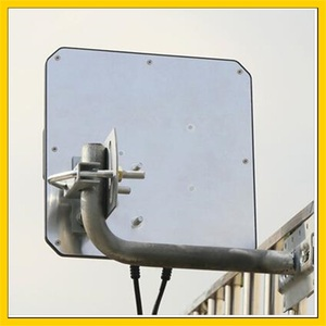 Image 2 - 2 * 22DBi 4G LTE Trên Không Hướng Ăng Ten Ngoài Trời Bảng Điều Chỉnh MIMO Bên Ngoài Antenne SMA maleconnector10M cable Đối Với huawei 4g Router