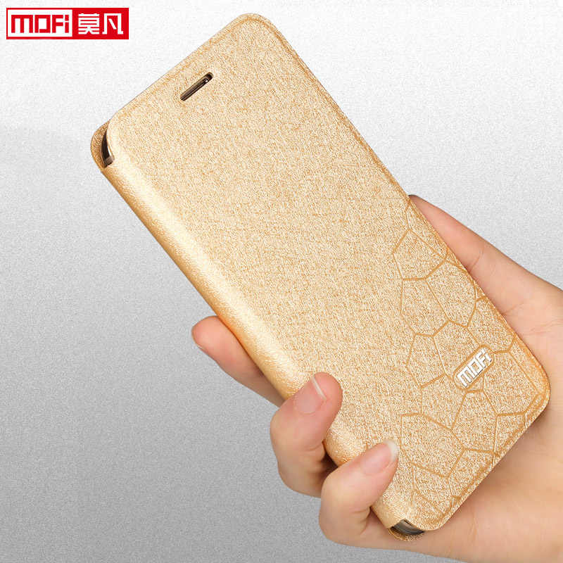 "huawei p20 lite Case Cover Flip Leather Book PU Mofi Luxury Soft Silicon Capa Glitter Thin P20 Lite 5.84"" Huawei Nova 3E Case"
