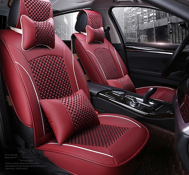 Newly free shipping four season car seat covers for for Mercedes benz car seat cushion