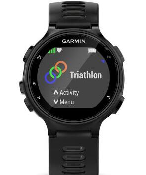 GPS waterproof smart watch Garmin forerunner 735xt running sports watch swimming cycling iron optical heart rate monitor watches garmin hrm tri heart rate transmitter and strap for swimming running cycling