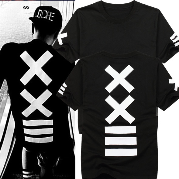 Camisetas hombre t-shirts mode hba Hip Hop t-shirt männer metallica rock t-shirt bandana t-shirt Drucken Grafik swag t-shirt