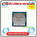 Оригинал для Intel Core i5 7500 Процессор 3.40 ГГц/6 МБ Cache/Quad Core/Socket LGA 1151/Quad Core/Desktop I5-7500 ПРОЦЕССОРА