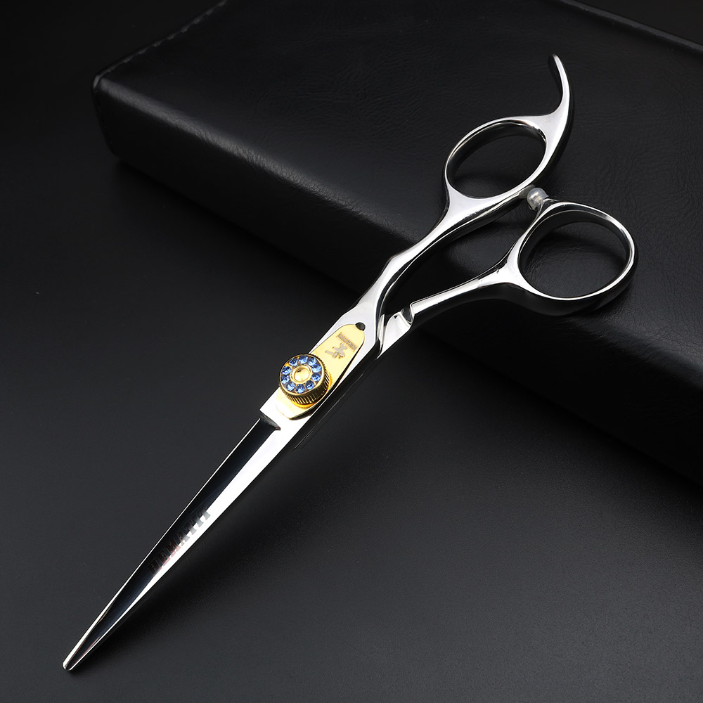 Hairdresser hair cutting and thinning scissors 6 inch management shop styling tools hairdressing scissors set