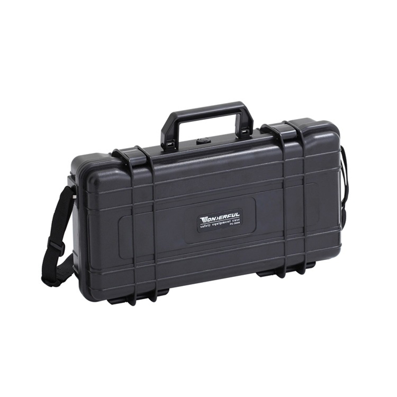 High Quality 0 73kg 353 196 78mm Portable Tool Box Abs Plastic Sealed Waterproof Safety Equipment