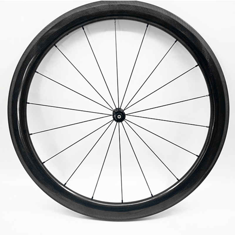 700c bicycle carbon wheels 38/50/60mm tubeless 25mm R36 ceramics front wheel road bike wheel AC3 brake carbon wheels