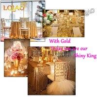 2017 New Sale Gold Rectangle Sequin Tablecloth 120x200cm,Wedding Table Cloth,Sparkle Sequin Linens,Glitz Sequin Cake Tablecloth