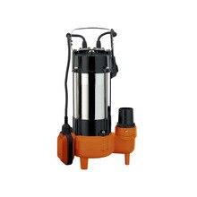 Насос фекальный Вихрь ФН-750 (Мощность 750 Вт, производительность 18 куб.м/час, высота подъема 13 м, диаметр пропускаемый частиц 42 мм, диаметр выходного патрубка 2 дюйма)
