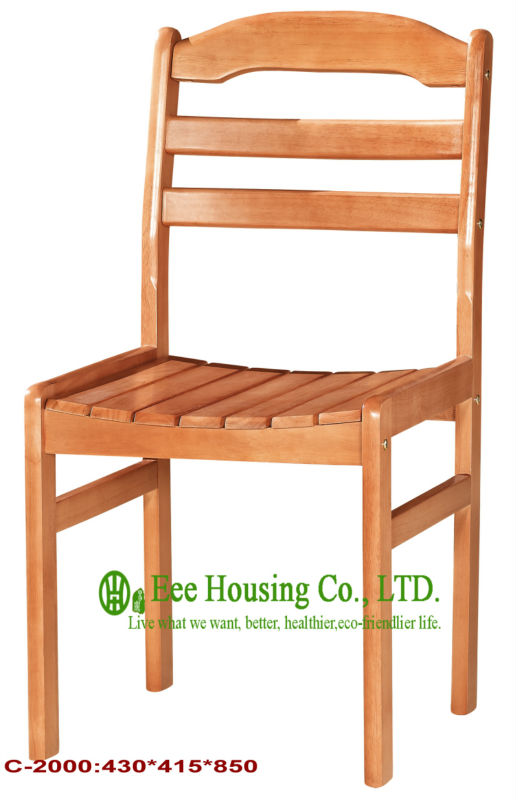 C-2000 Luxurious Solid Dining Chair,Solid Wood Dinning Table Furniture With Chairs/Home Furniture