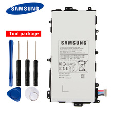 Original Samsung High Quality SP3770E1H Battery For Samsung GALAXY Note 8.0 N5100 N5120 N5110 4600mAh samsung original replacement battery sp3770e1h for samsung n5100 galaxy note 8 0 n5110 n5120 authentic tablet battery 4600mah