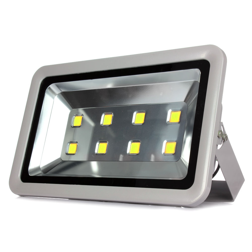 Beautiful 10pcs Led Floodlight 100w 150w 200w 300w 400w Reflector Led Flood Light  Spotlight 220v 110v Outdoor