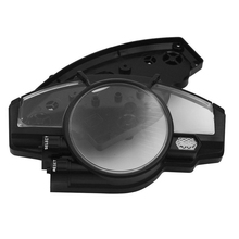 цена на Speedometer Case Odometer Gauge Instrument Tachometer Housing For Yamaha YZF R1 2007 2008 ABS Gauges Cover Instrument Case