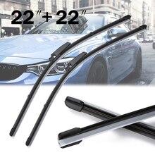 """Новое поступление 2шт 2"""" универсальная щетка стеклоочистителя переднего стекла для Audi A4 B6 B7 S4 RS4 A6 C5"""