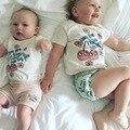 Bobo Choses Summer Baby Kids Shirt Infant Girls Boys Cotton Short Sleeve T shirt 2017 New Arrivals Tees Tops Children T-shirts