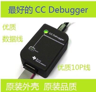 Bluetooth Zigbee programming simulator CC-Debugger CC2540 CC2530 CC2541
