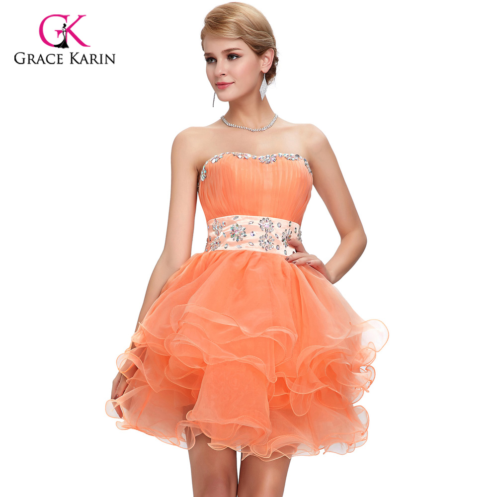 Popular Puffy Prom Dresses under 50-Buy Cheap Puffy Prom Dresses ...