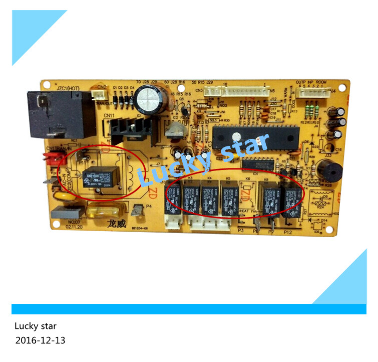 95% new used for Air conditioning computer board circuit board KFR75LW/ADY KFR-75L/D PCB:LCDGJ-KZ95% new used for Air conditioning computer board circuit board KFR75LW/ADY KFR-75L/D PCB:LCDGJ-KZ