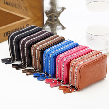 Genuine Leather Business Wallets  5