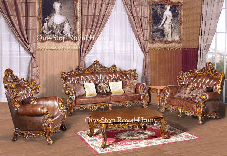 Carved Wood Living Room Furniture #29 Aliexpress  Buy