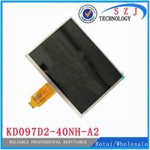 Новый 9.7 »дюймовый корпус TFT 40pin ЖК-дисплей Дисплей KD097D2-40NH-A2 V1 ФПК KD097D2 Планшеты PC ЖК-дисплей экран панели Бесплатная доставка