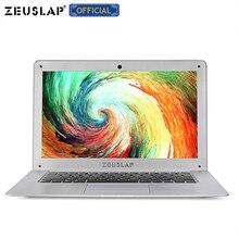 ZEUSLAP 14inch 8G RAM 64GB SSD 500GB HDD Intel Quad Core Win