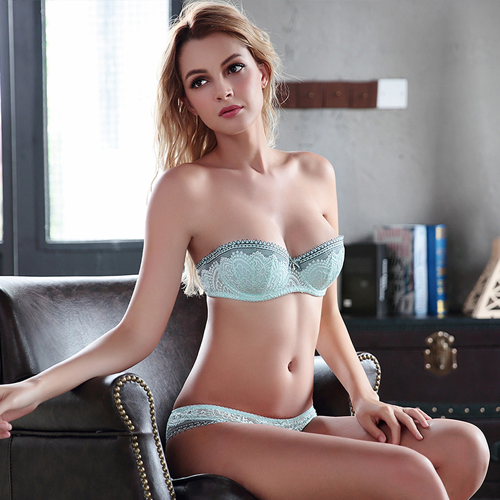 Popular Strapless Bra with Panties-Buy Cheap Strapless Bra with ...