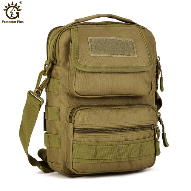 cad000518c25 Men Messenger Bags Multifunction Crossbody bag Nylon Waterproof Material  Men s Military Travel bag