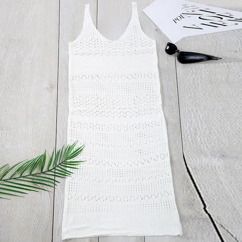 Womens Cover Up Beach Dress t shirt Tunic Beach Outlet Bathing Suit Bikini Swimsuit Swimwear Cover Ups Women Beachwear 2019