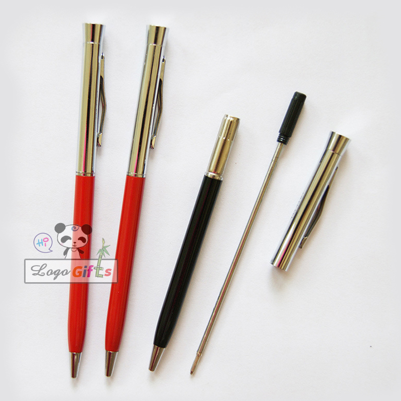 New Arrival Pen Customized With Your Logo/email/phone/web Url Great Quality Office  Supplies 100pcs A Lot In Ballpoint Pens From Office U0026 School Supplies On ...