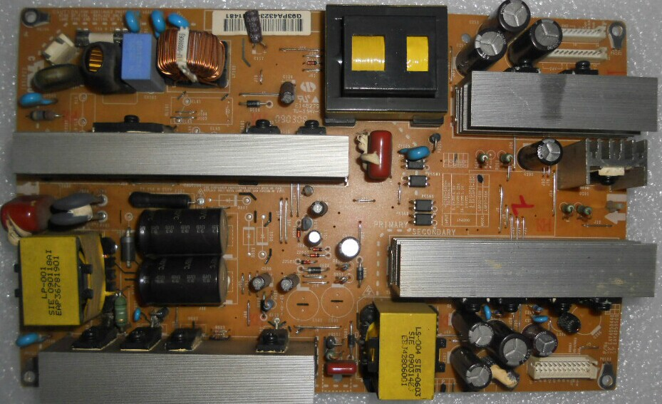 LG32LG30R 32LG50FR power panel EAX40097902/0 EAY4050440 LGP32-08H is used lgp32 08h eay4050440 good working tested