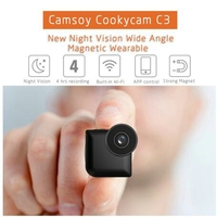 Mini Camera New Camsoy Cookycam C3 Wifi IP Control P2P View And Night Vision Wireless Security