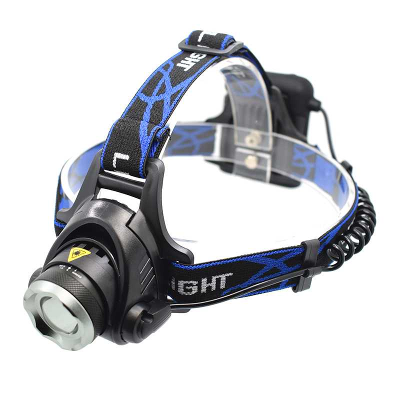 High Power XML-T6 1000 Lumen LED Headlamp Zoomable Flashlight Forehead Rechargeable T6 Head Lamp AA Waterproof for Bicycling fenix hp25r 1000 lumen headlamp rechargeable led flashlight