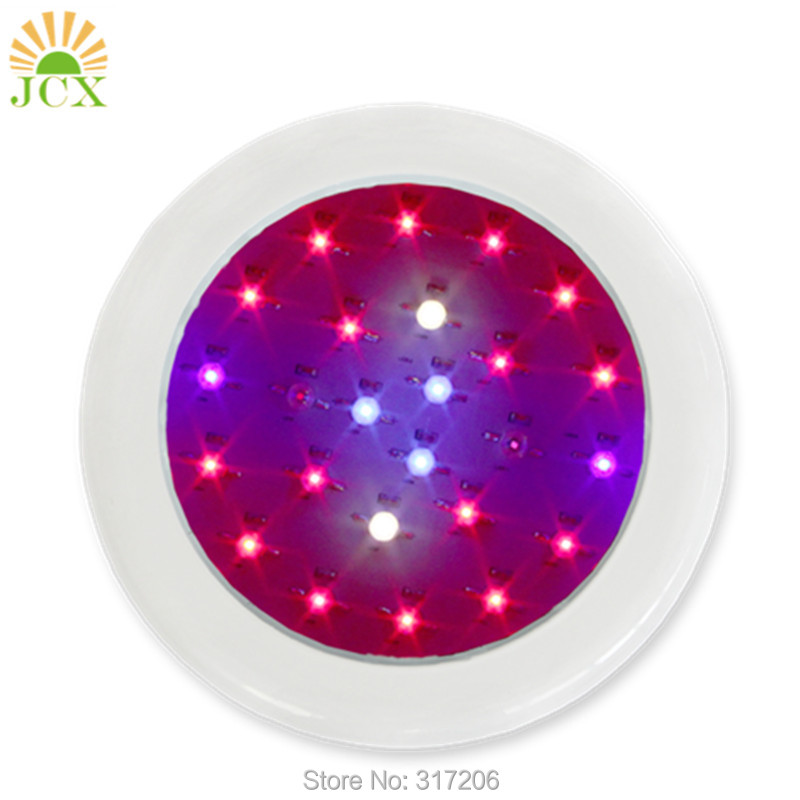 Best seller ufo Grow Light 75W Led Grow Light UFO LED Lamp UV IR Grow Tent Lighting For Flowering Plant 5pcs lot 90w ufo led grow light led horticulture lighting 9bands led lamp best for medicinal plants growth and flowering