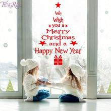 Get more info on the FENGRISE Wall Window Christmas Stickers Christmas Decoration For Home 2019 Merry Christmas Ornaments Xmas Happy New Year 2020