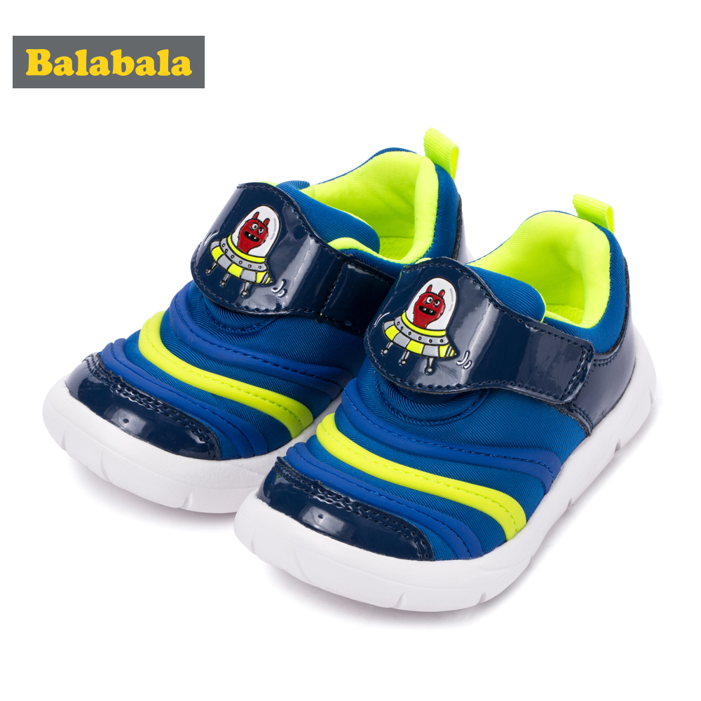 Balabala kids shoes Children breathable running shoes Mesh Casual boys Girls Shoes Girls Boys Sport Shoe Non-slip Kids Sneakers