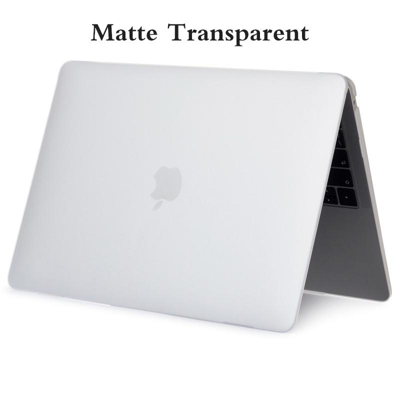 EGYAL Marble Matte Hard Case for MacBook 45