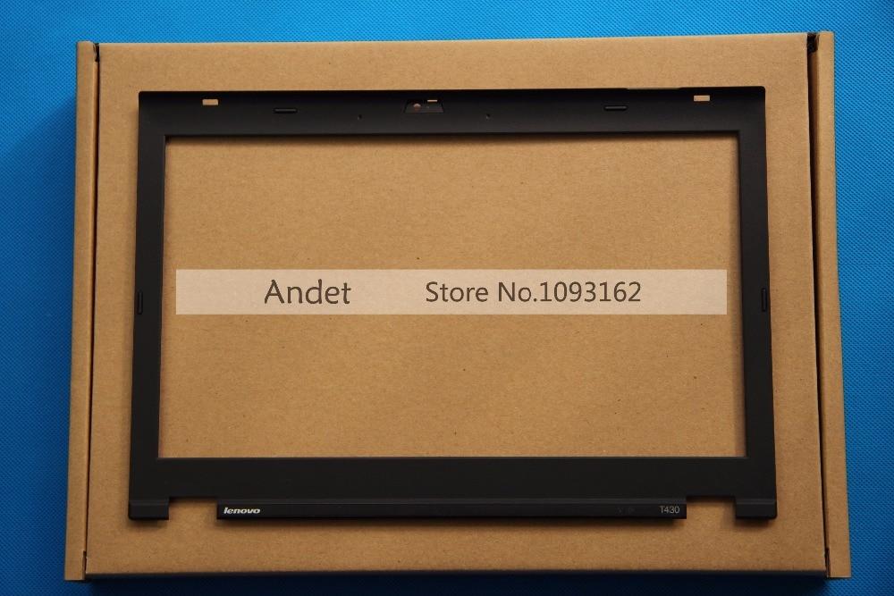 95 New Original Lenovo Thinkpad T430 T430I LCD Front Bezel Cover Camera Hole 04X0380 04Y1474 0C51603