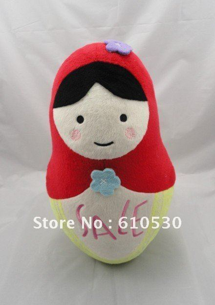 free shipping EMS /plush doll promotion gift /sales doll wholesale and retail