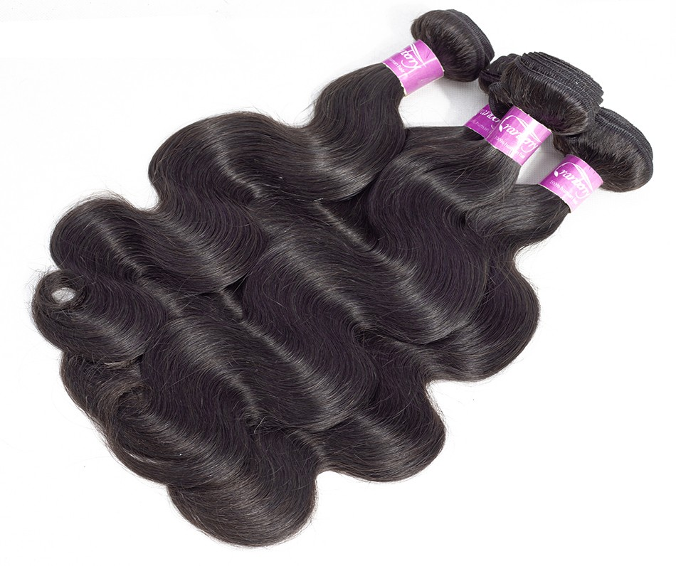 body wave human hair bundles  (3)