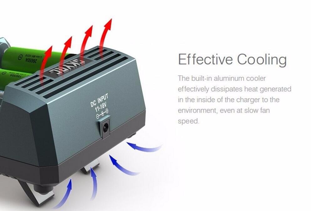 Original véritable SKYRC MC3000 universel chargeur de batterie analyseur IPHONE/ANDROID APP - 6