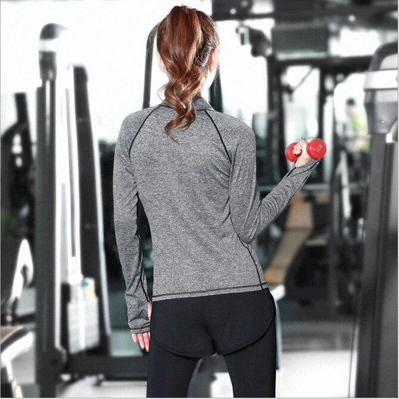Նոր 3 կտոր կոստյում կին յոգայի ֆիթնես - Սպորտային հագուստ և աքսեսուարներ - Լուսանկար 4