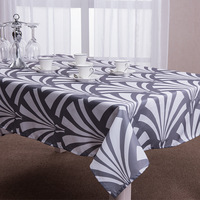 Hot Sale New Fashion Simple Geometric Style Table Cloth Home Party Coffee Table Cloth Restaurant Hotel