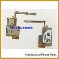 Nuevo Original de doble ranura Sim bandeja Holder Flex Cable para Huawei Mediapad 10 FHD S10-101 4 G versión Sim Flex