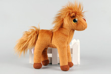 ON SALE T Beanie Babies Gallops Brown Horse Christmas Gifts Lovely Kawaii Cute Soft Stuffed Animals Dolls