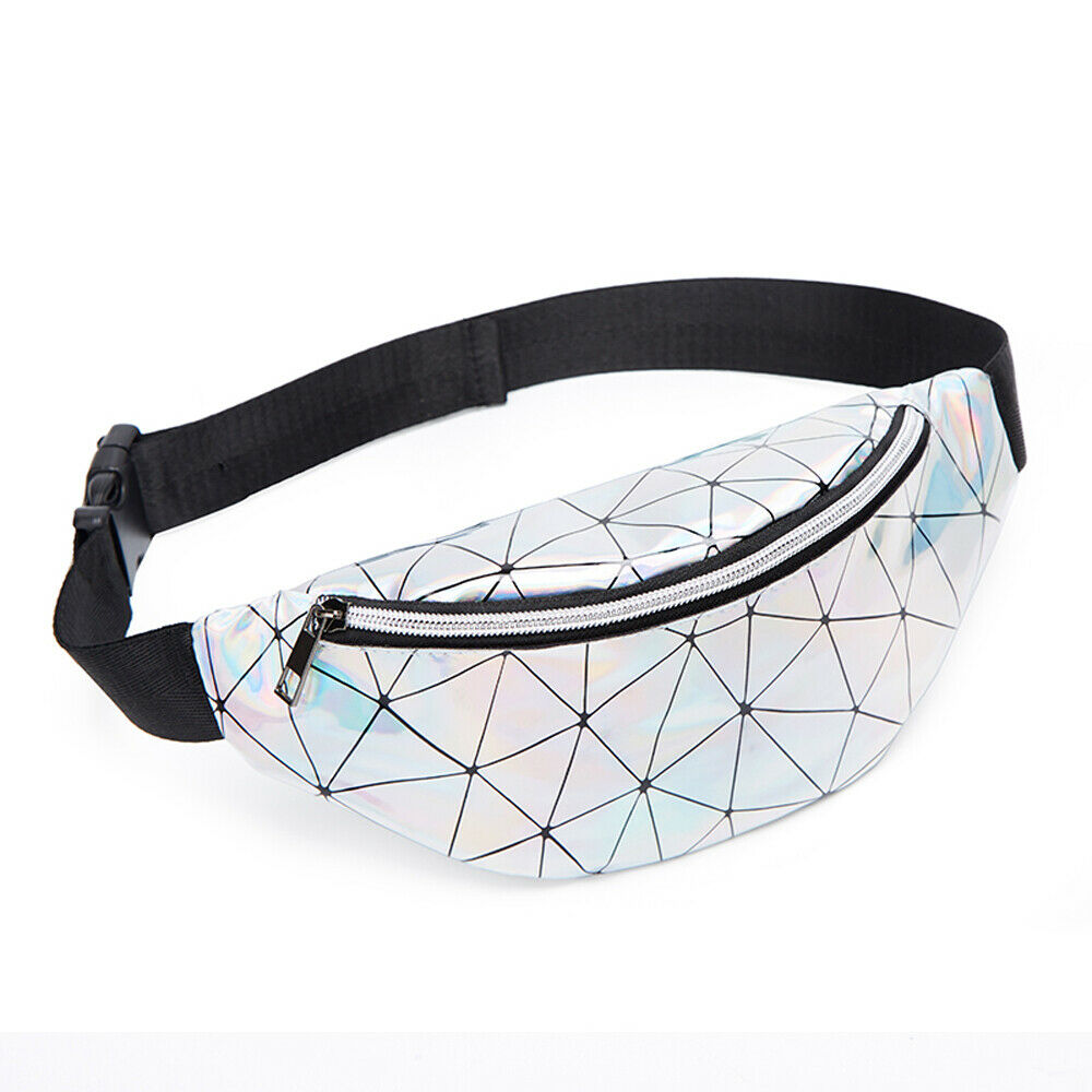 2019 Newest Hot Women Travel Waist Lattice Belt Bags Fanny Pack Holiday Money Belt Wallet Packs PU Pouch Sport Fashion Chest Bag