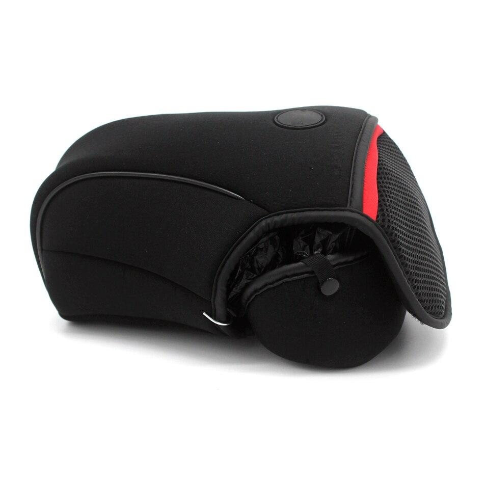 XL DSLR SLR Cámara bolsa interior para Canon EOS 5D Mark IV III II 5D4 5D3 5D2 5DS 77D 5DSR 5D 7D2 7D 6D MarkII 6D2 neopreno suave caso