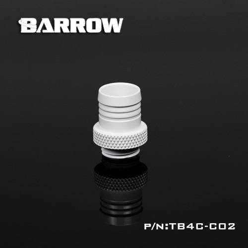Barrow Black G1 / 4 'tipo moneda para 1/2 (ID12.7MM) tubería de agua - Componentes informáticos - foto 4