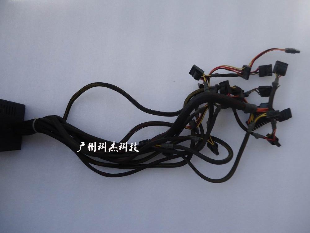 Seasonic SS-600HT 600W 600 Watts Power Supply Active PFC ATX12V Desktop PSU