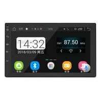 2 Din Android 7.0 Car Radio Player multimídia Universal 2din Autoradio de Navegação GPS Bluetooth Estéreo de Áudio da câmera