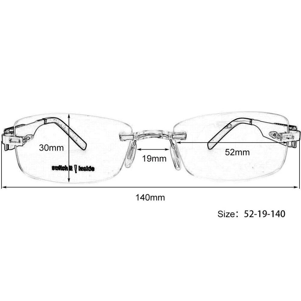 Groß Kunststoff Brillenfassungen Mit Nasenpads Bilder - Rahmen Ideen ...