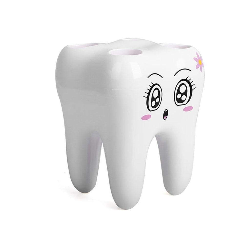 Teeth Style Toothbrush Holder 3